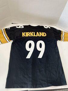 Vintage STARTER Jersey Levon Kirkland Pittsburgh Steelers (M 10-12)