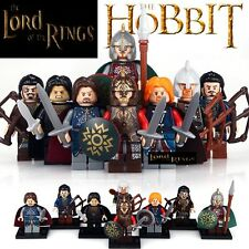 Super heroes mini figures-The lord of rings Grima Rohan theoden Eomer fits Lego