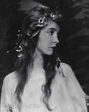1923/63 Vintage 11x14 ~ LILLIAN GISH Actress Romola Photo Art By EDWARD STEICHEN