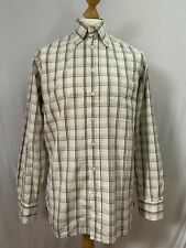 Mens | Gant Pinpoint Oxford Regular Fit Button Down Shirt | Checked | Size M