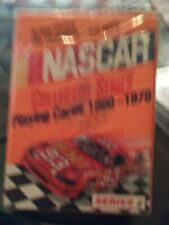 NEW DECK OF NASCAR COLLECTION SERIES PLAYING CARDS