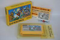 SUPER MARIO BROTHERS 1 Bros Famicom Nintendo 062 fc
