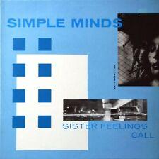 Simple Minds - Sister Feelings Call (LP, Album)