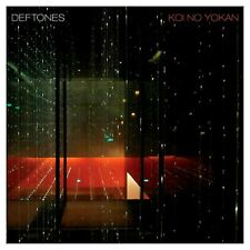 DEFTONES KOI NO YOKAN CD ALTERNATIVE ROCK 2012 NEW
