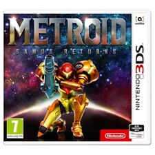 Metroid Samus Returns - Mint Sealed - Nintendo 3DS