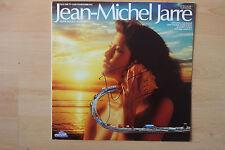 """Jean-Michel Jarre Autogramm signed LP-Cover """"Musik Aus Zeit Und Raum"""" Vinyl"""