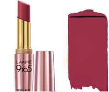 ORIGINAL Latest Lipstick from Lakme 9-5 Primer + Matte Lip Color Maroon Mix 3.6g