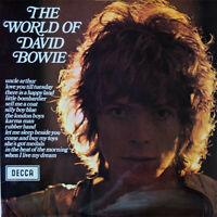 Vinyl LP - The World Of David Bowie - DECCA - RCA Victor Label SPA58