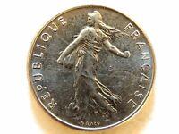 1973 France Half (1/2) Franc Coin
