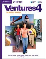Ventures: VENTURES LEVEL 4 STUDENT'S BOOK WITH AUDIO CD 2ND EDITION by...