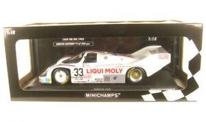 Porsche 956K No.33 1000km Spa 1983 ( Piece - Grohs - Brun )