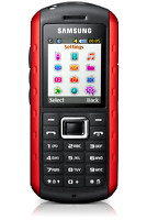 Samsung  Solid Extreme GT-B2100 - Scarlet Red (Ohne Simlock) Handy