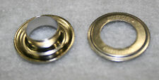 Stainless Steel SP4 Eyelets and Washers 10 pack