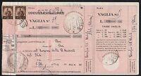 Geschichte Postwagen Statthalterei 1945 Geld 1,20L da S. BIN A Bari ( Filt )