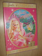 DVD BARBIE COLLECTION BARBIE FAIRYTOPIA NUOVO SEALED