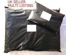 "200 18"" x  22"" (457mm x 559mm)  Black Postage Postal MAIL/ MAILING BAGS"