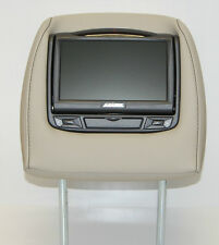 Ford Flex Headrest Dual DVD Video Players 2010 2011 2012 - for Cloth or Leather
