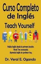 USED (LN) Curso Completo de Ingles: Teach Yourself English (Volume 3) (Spanish E