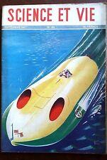 SCIENCE ET VIE n°360 du 9/1947; La France dans les terres polaires, P.E. Victor
