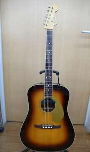 FENDER Acoustic Electric Guitar KINGMAN V #8107