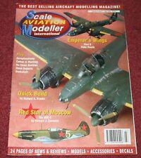 Scale Aviation Modeller Magazine 4.7 Mig-3 Scale Plans,Mitsubishi Ki-67 Hiryu