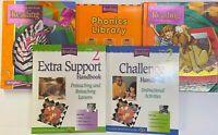 2nd Grade 2 Houghton Mifflin Reading Curriculum Homeschool Bundle