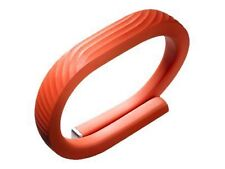 Jawbone Up24 Wireless Activity and Sleep Tracking Wristband Large Persimmon