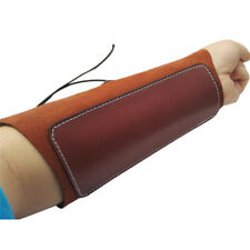 Traditional Bow Leather Archery Arm Guard Bracer for Longbow Recurve Bow