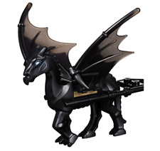 Lego Skeletal Horse Thestral 75951 with Wings Swept Back Animal Minifigure