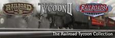 Sid Meier's Railroads! + R. Tycoon II: Platinum + Railroad Tycoon 3 (PC) [Steam]