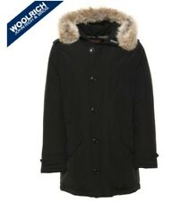 Woolrich John Rich & Bros. Men's Arctic Parka DF Black Size M