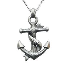 Fatherly Anchor Necklace By Controse