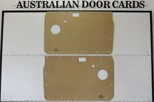 NEW Nissan GQ PATROL Window Winder Model. Front Door Cards. Trim Panel