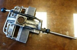 Western Electric 890A 710 Cutter Presser 25-pair with Test Plug