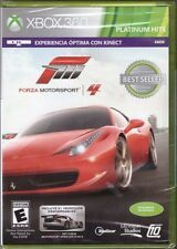 Forza Motorsport 4 [Xbox 360, NTSC, English, Sports Cars Racing Simulation] NEW