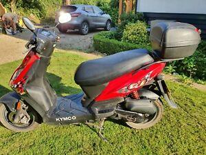 kymco dj 50s scooter