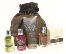 Molton Brown Travel Gift Bag *Body Wash/Soap/Free Postage*