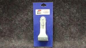 """8547 ATD All Purpose Scraper - Inspection Sticker Remover, 4-1/2"""" OAL, **USA**"""