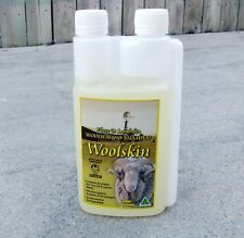Sheepskin Shampoo Wash Wool Cleaner Lambs Wool Rug Fleece Boot Washing Clean