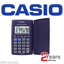 Casio HL-820VER Pocket Calculator Euro € Conversion with Large Display NEW