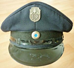 Schirmmütze, Uniformmütze, Feuerwehr Bayern, Mannschaft (Art.5168)