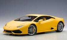 LAMBORGHINI HURACAN LP610-4 MATT YELLOW 1:12  MODEL CAR BY AUTOART 12097