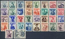 Austria 893 - 926 mint ME 340 (532011)