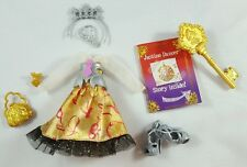 NEW Ever After High Justine Dancer Outfit & Accessories Dress Shoes Jewelry More