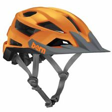New Bern FL-1 XC Adult MTB Bike Bicycle Helmet Medium 55.5 - 59cm Orange