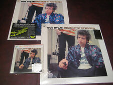 BOB DYLAN HIGHWAY 61 REVISTED STEREO 180 GRAM COLUMBIA PC-9169+MONO LP+JAPAN CD