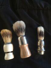 New Listing3 Vtg Shaving Brushes