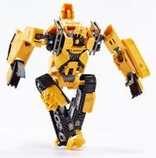 Transformation Robot Car Excavator Deformation Vehicle Kids Gift via Epacket