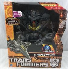 Transformers Movie HFTD Leader Class Starscream MISB
