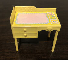 Vtg G1 My Little Pony Paradise Estate Baby Changing Table Replacement Furniture